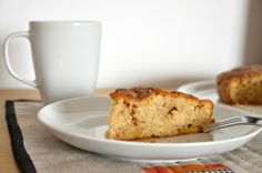 Apple cinnamon cake by // Between the Lines //, via Flickr