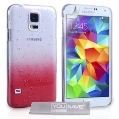 Samsung 9, Samsung Galaxy S5, Cute Phone Cases, Rain Drops, Cell Phone Accessories, Cover, Tech, Amazon, Amazons