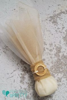 Wedding Favors | Baptism Invitations | Stefana: Tulle wedding favors