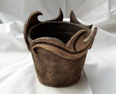 květináč Clay Projects, Tao, Baby Shoes, Pottery Ideas, Bowls, Planters, Creative Ideas, Serving Bowls, Baby Boy Shoes