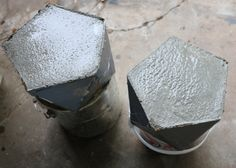Drying Concrete Molds
