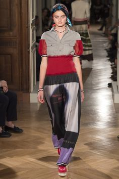 Undercover - Spring 2017 Ready-to-Wear