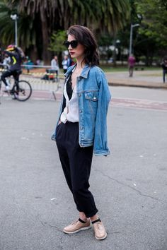 Street style, SPFW N42: dia 6 - Vogue | News