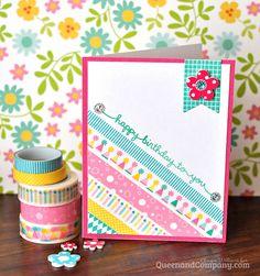 Happy Birthday To You card - Scrapbook.com