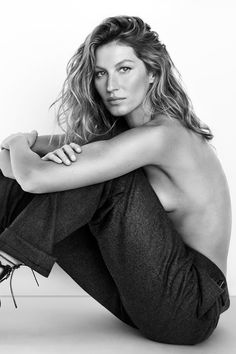 Gisele Bündchen for Stuart Weitzman, Spring/Summer 2015 Ad Campaign Photographed by: Mario Testino