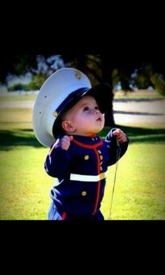 Semper Fi....too cute for a marines son!!