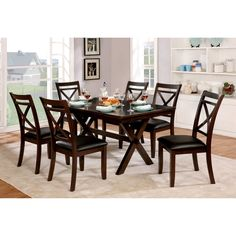Blake Pub 7 Piece Dining Set | NEWNESS | Pinterest | Dining, House And  Apartments