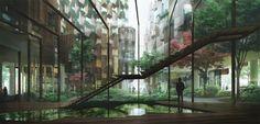 Dit ecovriendelijk luxehotel moet Parijs groener maken - De Standaard: http://www.standaard.be/cnt/dmf20170703_02954286