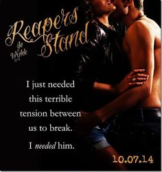 Blog Tour: Reaper's Stand (Reapers MC #4) by Joanna Wylde + Excerpt