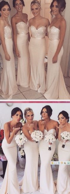 Such pretty gowns!!