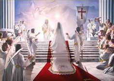 Those that look to Him are radiant! Psalms 34:5 The ones who follow Him are His bride!