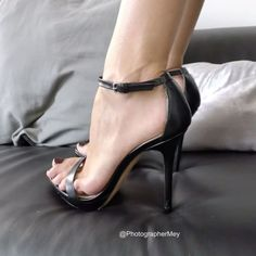 Beautiful feet in high heeled sandals @yuliannochkamartunenko :-) #sandals #Zara #bossinhighheels #shoesinbed #highheelstagram #barfeet #shoeporn #stiletto #louboutin #christianlouboutin #sokate #femdom #love #fashion #feet #fetish #femaledomination #obsession #femdom #trampling #shoes #shoefetish #obsession #luxury #fetish #legs #leggins #malivisia #MarkusMMey #scraaap