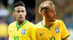 #Neymar Jr with the very fitting #wackywednesday haircut.  Love how Neymar expresses himself through his hair and the way he plays.  #Brazil #NeymarJR #Barca #laliga #style #men #menshair #menstyle #menswear #mensstyle #mensfashion #menswear #menshaircut #menshairstyle #haircut #hairstyle #fashion #fashionmen #menwithstyle #fit #fitfam #fitness #primeshots
