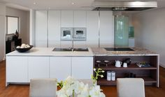 Mosman Park kitchen renovation by Retreat Design | Cabinetry from our Italian supplier Effeti: 'Luce' kitchen collection #kitchen #design #kitchenrenovation #effeti