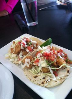 You know you wants some! Get you tacos at #KillerShrimp!