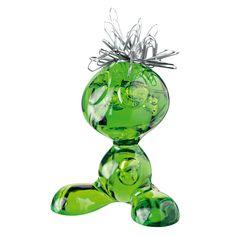 Klammerspender Curly grün