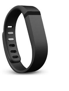 FITBIT Flex Wireless Activity and Sleep Wristband, Black