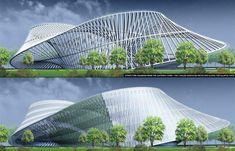 Vincent Callebaut Architectures diseñó 'El Nido de las Golondrinas