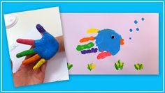 Handprint Fish                                                       …