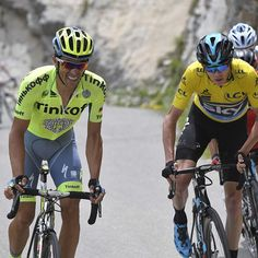 Criterium du Dauphine 2016 Stage 7 #Contador and Froome
