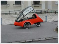Velomobile - Pannonrider