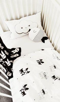 La chambre bébé de Lenny