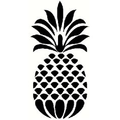 Items similar to Pineapple **Reusable STENCIL**- 8 sizes available- Create BEACH Signs or Cottage Pillows Wall Stencil on Etsy Cricut Vinyl, Vinyl Decals, Wall Decals, Wall Stickers, Wall Vinyl, Silhouette Cameo Projects, Silhouette Design, Vinyl Crafts, Vinyl Projects