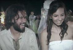 Já imaginou que sonho? Pois é, a Letícia Moreira imaginou e realizou seu sonho de ter o Marcelo Jeneci cantando em seu casamento!