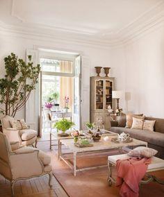553 mejores imágenes de Decoracion: Salones en 2019   Living Room ...