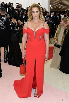 NYLON: According To Amy Schumer, The Met Gala Is Not That Great