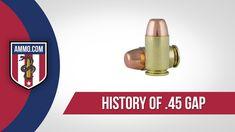 45 GAP Ammo - History #AmmoHistory #Ammo #45GAP #45GAPAmmo #45GAPAmmoHistory