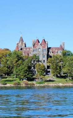 Boldt Castle   Travel   Vacation Ideas   Road Trip   Places to Visit   Alexandria Bay   NY   Scenic Point   City Park   Historic Site   Architectural Site   Tour   Tourist Attraction