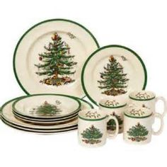 christmas dinnerware - Yahoo Canada Image Search Results | Christma DinnerTables | Pinterest | Dinnerware  sc 1 st  Pinterest : christmas dinnerware sets canada - pezcame.com