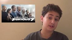 Film Review: Furious 7 by KIDS FIRST! Film Critic Gerry O. #FastandFurious7  #Furious7