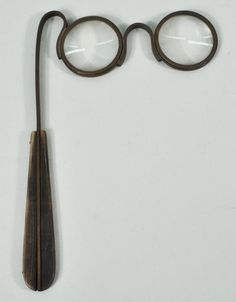 Magnifiying Glasses, c. 1960 by Carl Auböck