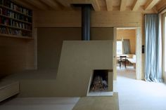 Erwin Frick - House for the architect, Umhausen 2012. Photos © Günter Richard Wett.