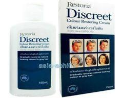 Restoria Discreet Couleur,Crème Soins des cheveux & Styling Couleur de cheveux.