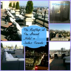 The Grand Hotel and Suites Rooftop #Toronto #travel #CANADA via @Gingermommy