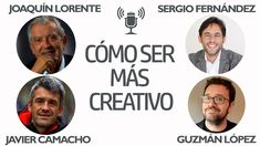 Cómo ser más Creativo [Guzmán López, Javier Camacho, Joaquín Lorente]⎮Se... Movie Posters, Movies, Creativity, Film Poster, Films, Movie, Film, Movie Theater, Film Posters
