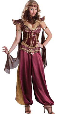 Results 241 - 300 of Find sexy Halloween costumes for women, men, and plus-size right here! Shop our selection for the best sexy Halloween costume ideas around! A revealing, sexy costume is sure to make your Halloween or cosplay event a memorable one. Arabian Princess Costume, Arabian Nights Costume, Adult Princess Costume, Genie Costume, Costume Sexy, Gypsy Costume, Aladdin Costume, Jasmine Costume, Red Costume
