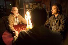 #Supernatural: Sam pede a ajuda de Bobby