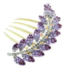 niceeshop(TM) New lovely Fashion Purple Leaves Jewelry Crystal Hair Clip Hairpin niceEshop,http://www.amazon.com/dp/B00EU7DBQ4/ref=cm_sw_r_pi_dp_dcvgtb03EEQRZC3A