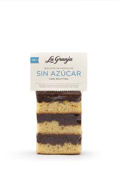 Bizcocho de chocolate sin azúcar con maltitol. #food #instafood #breakfast #healthy #delicious #gourmet #foodie #bizcocho #diet #maltitol