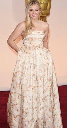d0c4ddf061cd Chloë Grace Moretz at an event for The Oscars