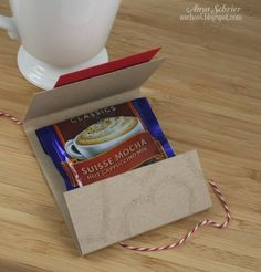 Hi there! How is your day going? I have a little gifty idea for you today. This idea is certainly not something new, but it came together s...