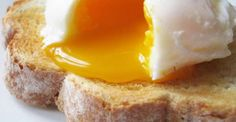 Julia Child's Poached Egg Trick Is The One You've Been Waiting For