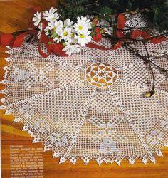 Kira crochet: Crocheted scheme no. 386