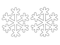 Bildergebnis für vystřihovánky do oken zima Xmas Decorations, Snowflakes, Techno, Quilts, Pattern, Christmas, Design, Home Decor, Image Search