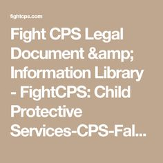 114 Best fight cps images in 2019 | Family court, Child