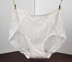 888fd14ee White sexy women s ladies mesh gauze high waist Lace briefs underpants  panties sold by Amega Fashion . Shop more products from Amega Fashion on  Storenvy